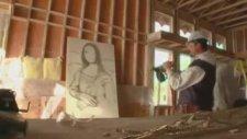Çivi ile Mona Liza Yapmak
