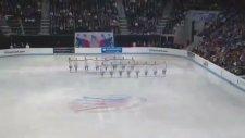 Hipnotize Eden Rus Buz Pateni Takımı