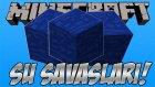 Minecraft SU SAVAŞLARI !! #2 (İKİLİ KAPIŞMA!) - w/xSynapse