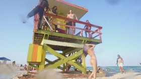 Amanda Cerny - ALS Ice Bucket Challenge