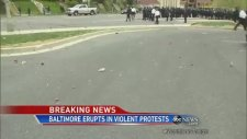 #BaltimoreRiots - TL Lobisi İsyanı