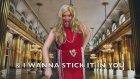 Çift Bitişli Dildo  - Shakira & Rihanna Parodisi