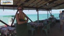 Kate Upton - SIS 2014 Çekimi Kamera Arkası
