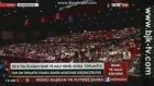 Rüzgar Sağnak'ın Beşiktaş Kongresindeki Konuşması