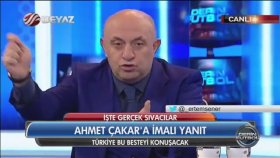 Ahmet Çakar - Siz Dünyada Yokken Ben Mala Vururdum