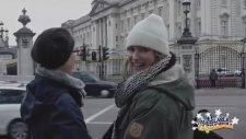 Buckingham Sarayı'ndan Kaçan Çıplak Adam