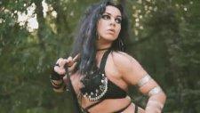 Diana Bastet - Heavy Metal Müzik ile Oryantal 2