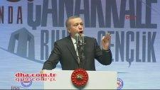 Erdoğan: Bu Ülkenin Gençliği Gezi'de Gördüğünüz Vandallar Değildir