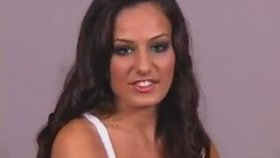 Miss Universe 2008 - Sinem Sülün ve İngilizcesi