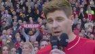 Steven Gerrard'ın Veda Konuşması