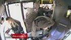 70'lik Hırsızın Şoförün Telefonunu Çalması