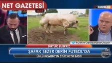 Ahmet Çakar'ın Jerome Valcke'a Öküz Demesi - Derin Futbol