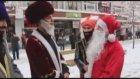 Bbpli'lerin Yeniçeriye Noel Babayı Kovalatması