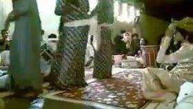 Bedevi Çadırında Arap Twerk