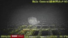 Hasarlı Fukuşima Nükleer Santralı'nın İçinden İlk Görüntüler
