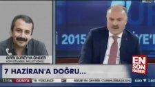 Sırrı Süreyya Önder'in Konuşma Lan Diye Bağırması