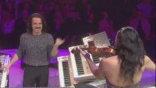 Yanni - Keman vs. Saksafon (Mutluluk İçerir)