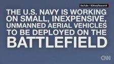 ABD Donanması  Çekirge Uçağı Test Sürüşü