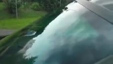 Araba Camı Esneten Bass