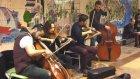 İstanbul Metrosunda Game of Thrones Müziği Çalmak - Taksim İstasyonu