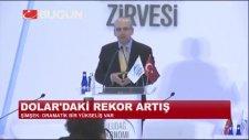Mehmet Şimşek - Dolar'ın Durumu O Kadar da Kötü Değil