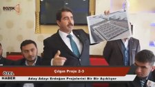 Satılmış Erdoğan - Çılgın Proje 2 ve 3