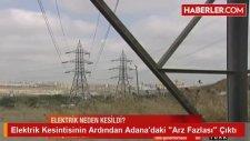 Elektrik Kesintisi'nin Sebebi Adana - Taner Yıldız