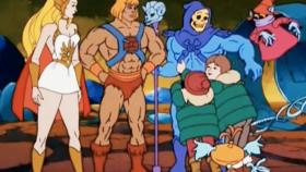 He-Man, She-Ra ve Kılıçın Sırrı