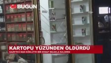 Kartopu Yüzünden Öldürülen Gazeteci Nuh Köklü