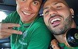 Quaresma'dan 'Cristiano Ronaldo Kankamla Kokpit Keyfi'