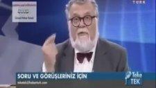 Türkiye'de Üniversite Yok - Celâl Şengör