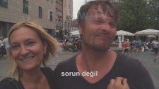 Yabancılara Göre Türklerin Yediği Yemekler Neler? - Sokak Röportajı