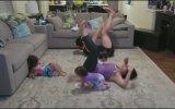 3 Çocuklu Bir Aile Nasıl Spor Yapar