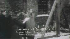 Amon Goeth'ün Trajikomik İnfazı (Schindler List'deki Nazi Subayı)