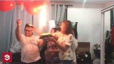 Doğum Günü Kutlamak İsterken Evi Savaş Alanına Çeviren Gençler