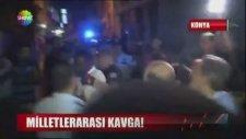 Konya'da Evden Çıkın Kavgası (Irkçılık İçerir)