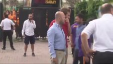 Galatasaray Florya Metin Oktay Tesisleri'nde Korkunç Kaza - 2 Ağustos 2014