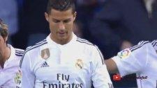 Gol Atan Takım Arkadaşını Kıskanan Cristiano Ronaldo