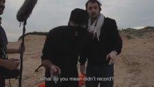 İşid'in İnfaz Videolarını Ti'ye Almak