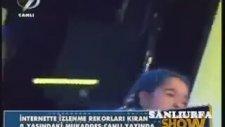 Kürtçe Şarkı Söyleyen Minik Kız - Keça Kurda