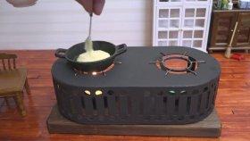 Japon Aşçının Mini Mutfağı