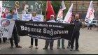 Beyoğlu'nda terör protestosu