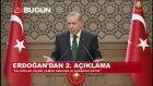 Cumhurbaşkanı Erdoğan'dan İkinci Dağlıca Açıklaması
