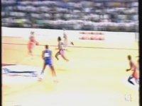 Michael Jordan'ın İspanya Ligi Açılış Maçı Performansı (1990)