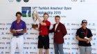 Türkiye Amatör Açık Golf Şampiyonası sona erdi