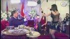 Adnan Oktar ve kızıl güzelin harika dansı!!