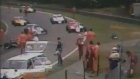 Gilles Villeneuve'un Hayatını Kaybettiği Kaza (1982 Belgium GP)
