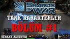 Shards Of War Bulwark Tank Karakterleri Bölüm 1