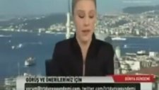 TRT'den Mursi'ye Şarkılı Destek