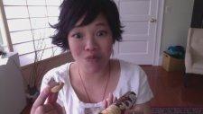 Emmy İsimli Japon Kızın Türk Malı Hazır Gıda İncelemesi